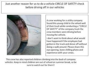 Safety First. Always.